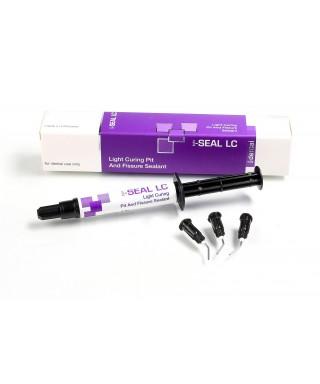 Силант фисурен, фотополимеризиращ I-SEAL LC - шприца 3.8 гр (+3 накр.)