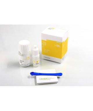 Цимент - гласйономерен химичен I-SIL - прах/теч (10гр + 3мл)