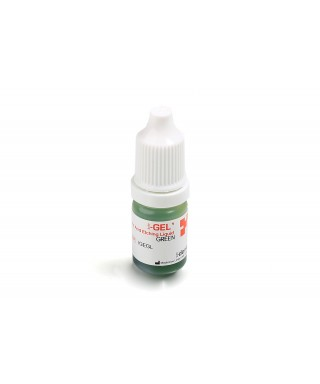 Etching liquid I-GEL (green) - bottle 5 ml