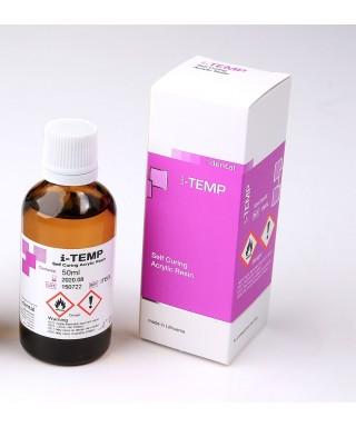 Течност за пластмаса I-TEMP - 50мл