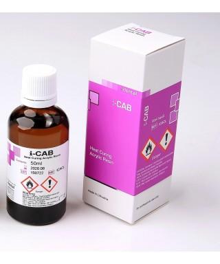 Течност за пластмаса I-CAB C&B - 50 мл