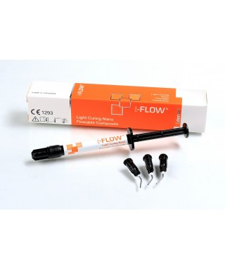 Фотокомпозит - течен I-FLOW - шприца 2 гр