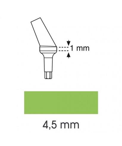 Надстройка наклонена 25° (голяма платформа)