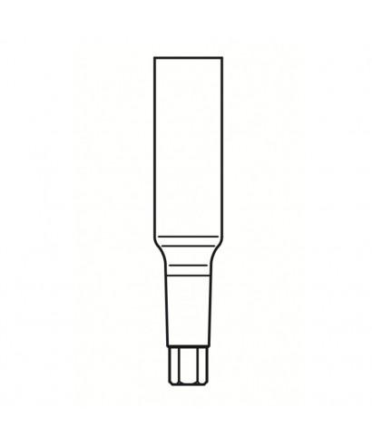 Временна надстройка PEEK за имплант (Leone)