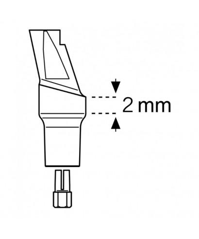 Надстройка анатомична 360° за имплант D4,8 мм