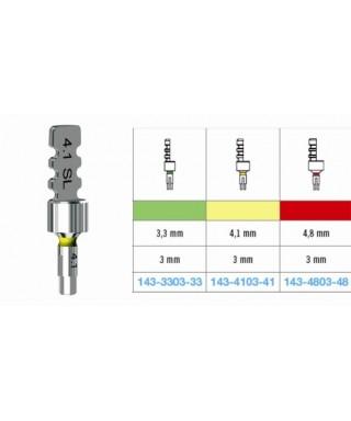 Трансфер за имплант тънък, гингивална височина 3 мм