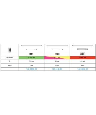 Аналог за имплант, дължина 8 мм