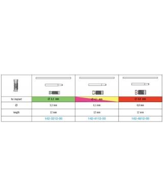 Аналог за имплант, дължина 12 мм