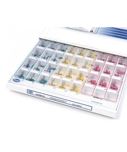 Пълен комплект тестови анатомични надстройки - 132 бр.