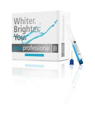 Advanced whitening system Pola Professional 37,5% hydrogen peroxide