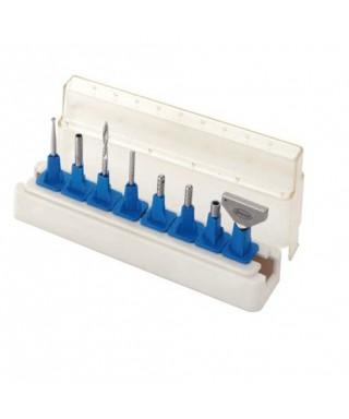 Органайзер с инструменти (8 бр.) за моноимпланти