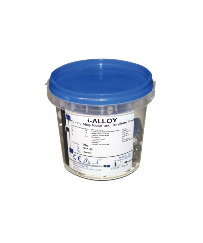 Метална сплав без никел I-ALLOY - бобче 6,45 гр