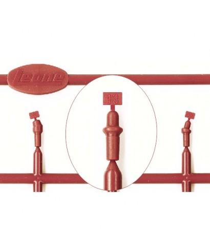 Тестова надстройка за о-ринг протезиране за имплант D4,8 мм