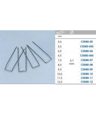 Standard Adams clasp kit  - 100 pcs/box