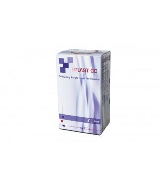 Пластмаса I-PLAST CC - самолимеризираща с власинки - прах 300гр