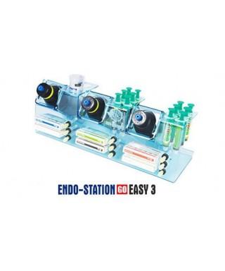 Ендодонтски органайзер Endo Station GO EASY 3 /транспарент/
