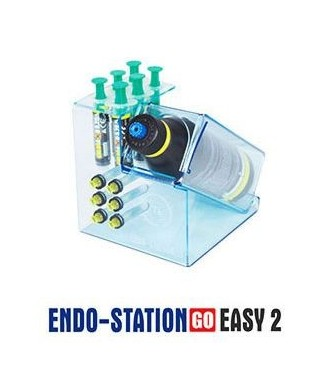 Ендодонтски органайзер Endo Station GO EASY 2 /транспарент/