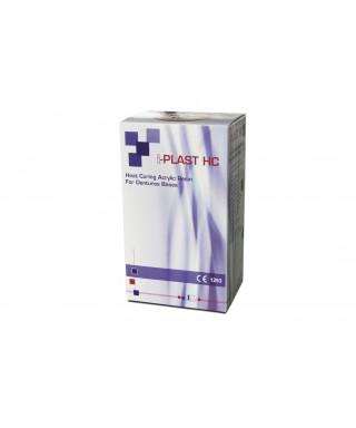 Пластмаса I-PLAST HC - прах топлополимеризираща с власинки - 300гр
