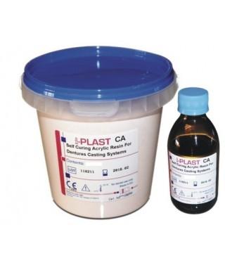 Пластмаса студенополимеризираща i-PLAST CA - кит пр/т (300гр+150мл)
