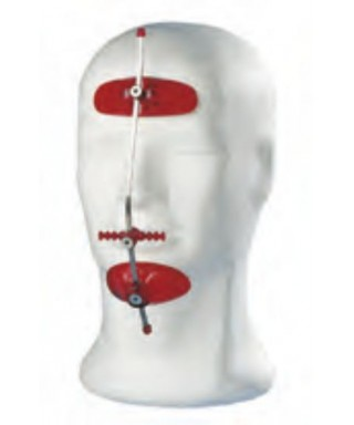 Вертикална лицева маска