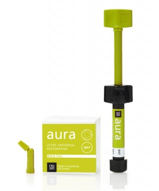 AURA BULK FILL composite - syringe 4 g