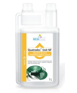 Дезинфектант за аспирация, концентрат (QUATRODES UNIT NF) - 1 л.