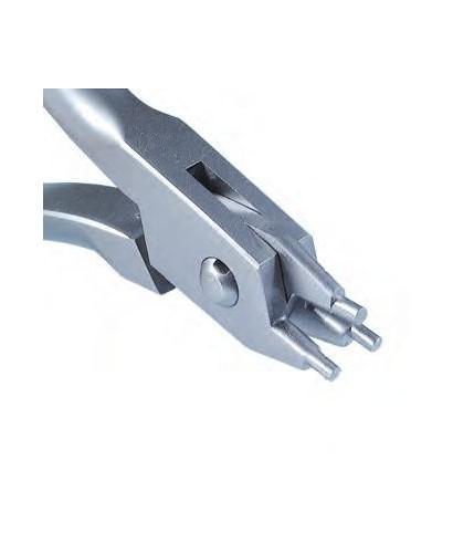 Клеща трираменна заоблена - тел до 1,5 мм