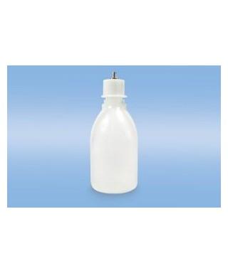 Шишенце за дозиране на прах (пластмаса)