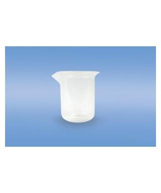 Small beaker for resin