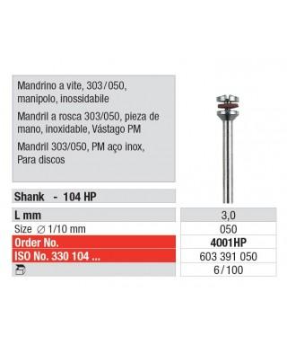 Мандрел - прав, за дискови гуми (ø 5 x 3)мм
