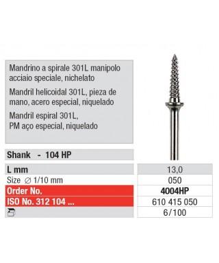 Мандрел за цилиндрична гума (ø 5 x 13)мм
