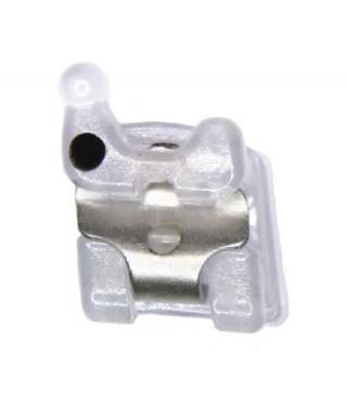 Самолигиращи се керамични брекети Aqua SL, с-ма РОТ (слот 22) - сет 20 бр.
