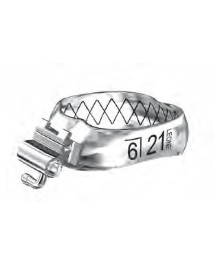 """Кит пръстени """"WEB"""", с-ма СТЕП с двойна канюла, долни - 25 бр./оп."""