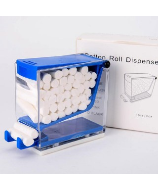 Drawer type cotton roll box /WUHAN/ - (100 x 90 x 45)mm