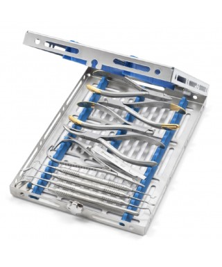 Advanced orthodontic kit instruments