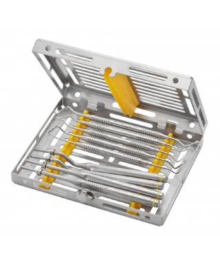 Комплект остеотоми и инструменти за синус лифт