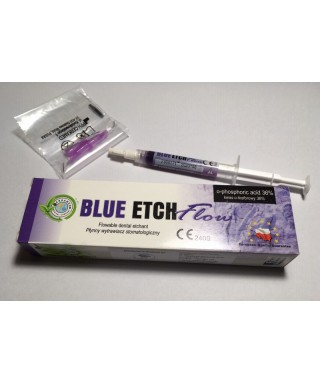 Blue etch flow - syringe 2 ml