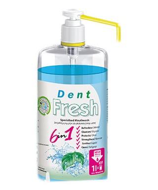 Контейнер с помпа за вода DENT FRESH - 1 л