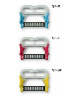 StripFIX polishing, diamond perforated strip - 1 pc.