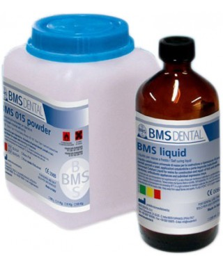 Прах за пластмаса студенополимеризираща (BMS) - 500 г