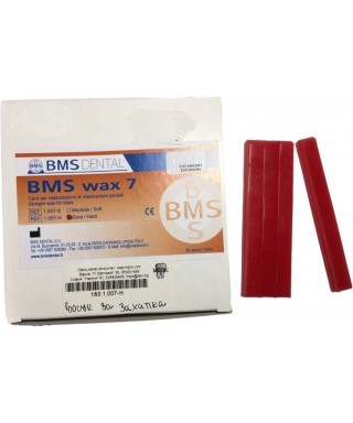 Bite wax sticks, hard (BMS) - 1 pc.