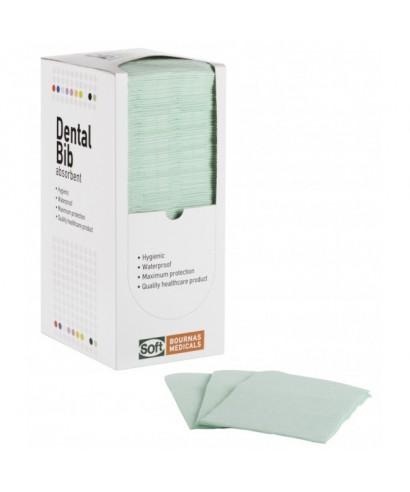 Лигавник кърпа, двупластов Soft - кашон 500 броя