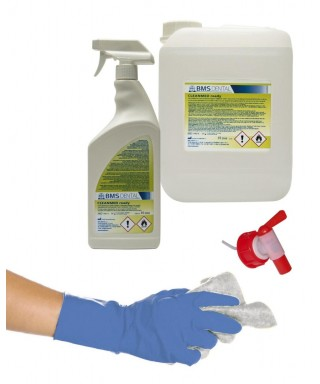"""Rapid disinfectant spray with alcohol """"Cleanmed Ready"""" - 1 L"""