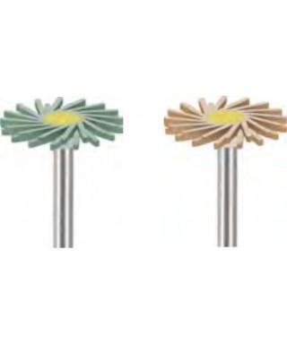Diamond polisher for zirconia restorations TWIST Diacera, HP mounted