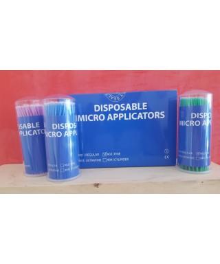 Disposable bond/etch applicators Micro - box 100 pc.