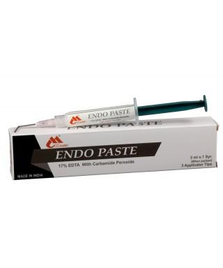 """EDTA cream 17% """"Endo Paste"""" with Carbamide Peroxide - syr 3 g Shiva"""