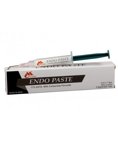 ЕДТА крем 17% Endo Paste с Carbamide Peroxide - шприца 3 г Shiva
