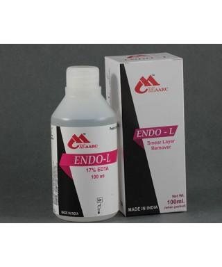 ЕДТА 17% течност Endo L - 100 мл/бут. (Shiva)