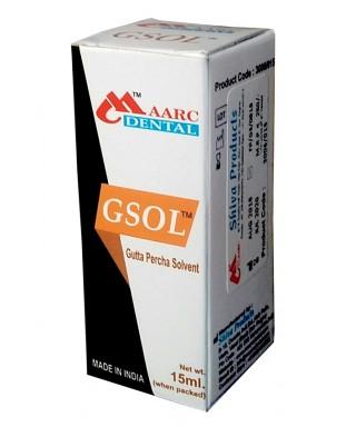Течност G-SOL за разпълване на гутаперча и каналопълнежни - 15мл (Shiva)