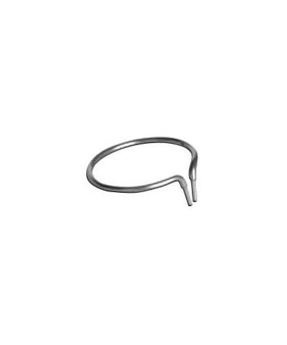 Пръстен за седловидни матрици с ушички (улеи) - 1 бр